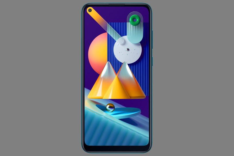 Samsung Galaxy M11 /materiały prasowe