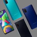 linia telefonów marki Samsung