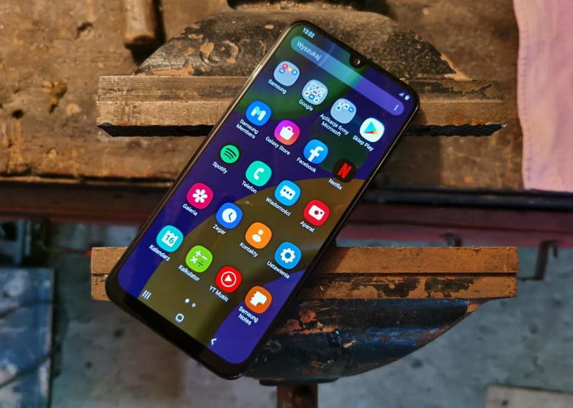 Samsung Galaxy M21 /INTERIA.PL