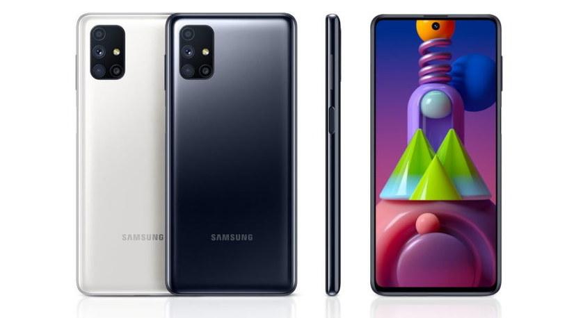 Samsung Galaxy M51 /materiały prasowe