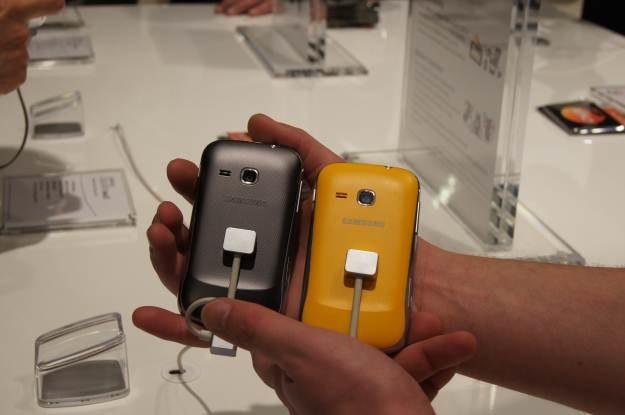 Samsung Galaxy mini 2 /INTERIA.PL