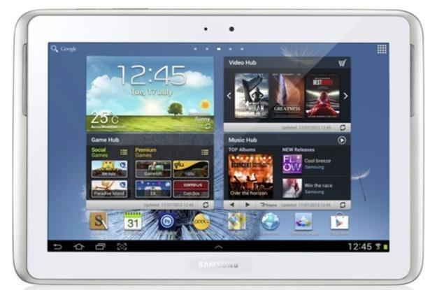 Samsung Galaxy Note 10.1 lepszy od iPada? /materiały prasowe