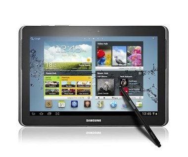 Samsung Galaxy Note 10.1 - tablet z rysikiem