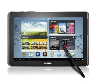 Samsung Galaxy Note 10.1 - z czterema rdzeniami