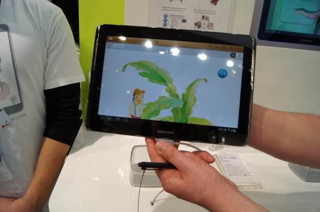 Samsung Galaxy Note 10.1 /INTERIA.PL