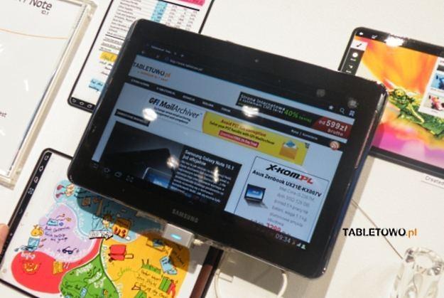Samsung Galaxy Note 10.1 /tabletowo.pl