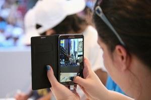 Samsung Galaxy Note 3 - skórzany smartfon