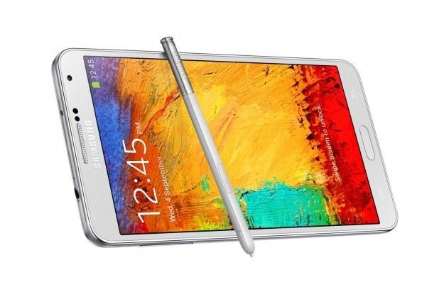 Samsung Galaxy Note 3 to najmocniejszy smartfon na rynku. Sprzęt otrzymaliśmy do testów dzięki uprzejmości firmy Vobis. /materiały prasowe