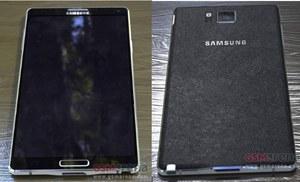 Samsung Galaxy Note 4 na zdjęciach