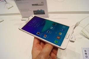 Samsung Galaxy Note 4 - pierwsze wrażenia z IFA 2014