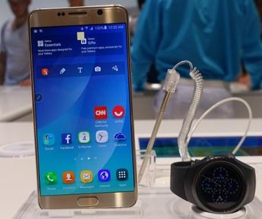 Samsung Galaxy Note 5 - pierwsze wrażenia z targów IFA 2015