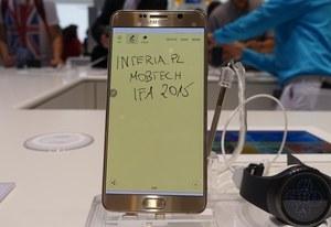 Samsung Galaxy Note 6 - wodoszczelność, 6 GB RAM-u i Exynos 8890