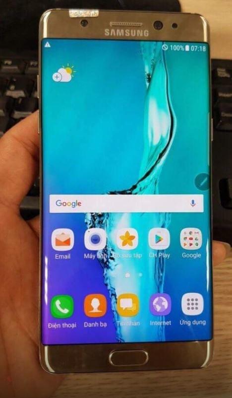 Samsung Galaxy Note 7 wróci jako Note 7R /Sammobile /Internet