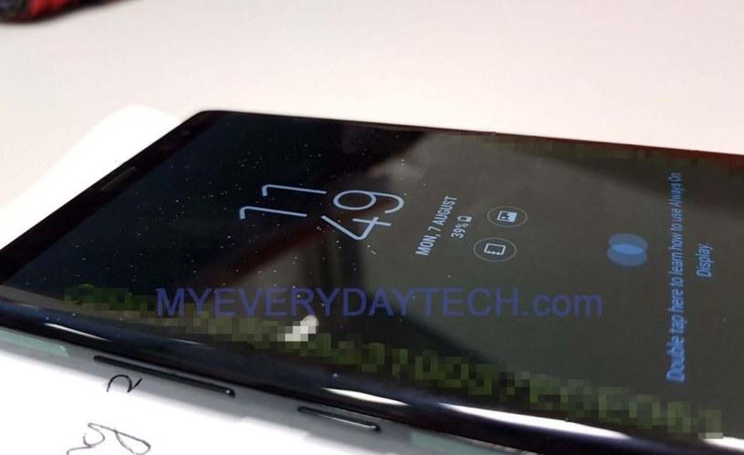 Samsung Galaxy Note 8 zadebiutuje 23 sierpnia /myeverydaytech.com /Internet