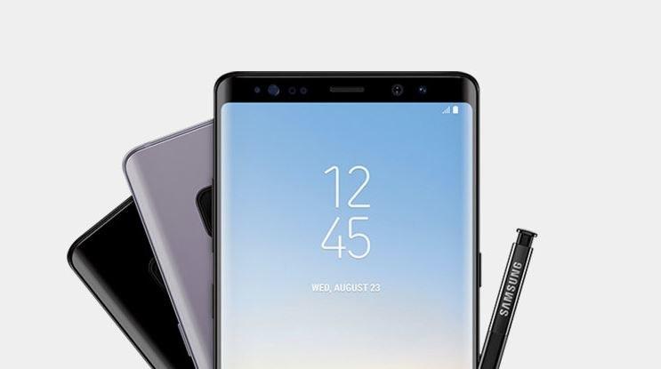 Samsung Galaxy Note 9 może posiadać ogromną ilość pamięci wbudowanej /materiały prasowe