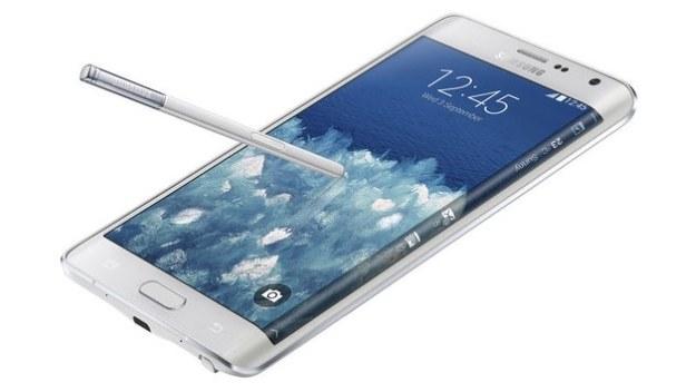 Samsung Galaxy Note Edge /materiały prasowe