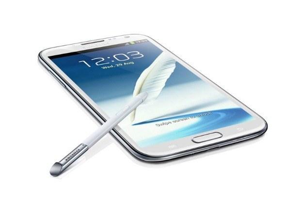 Samsung Galaxy Note II - połączenie tabletu i telefonu /materiały prasowe