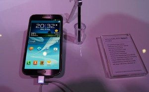 Samsung Galaxy Note II - rzut okiem