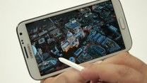 Samsung Galaxy Note II - tablet do dzwonienia