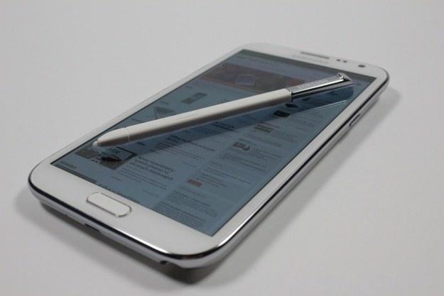 Samsung Galaxy Note II /materiały prasowe