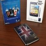 Samsung Galaxy Note w wersji Olimpijskiej