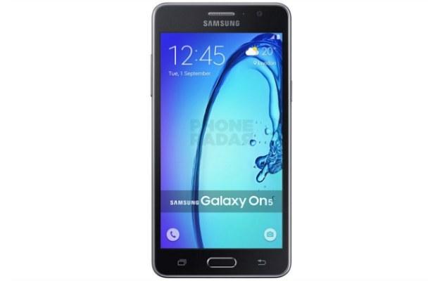 Samsung Galaxy On5 /materiały prasowe