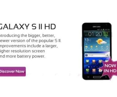 Samsung Galaxy S II HD - coś pomiędzy Galaxy Nexusem i S II