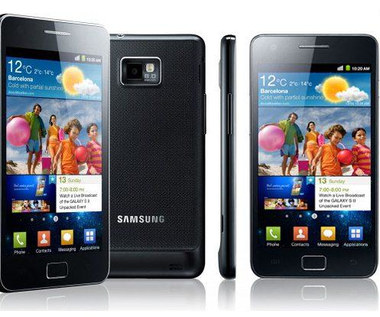 Samsung Galaxy S II - podwójna szybkość