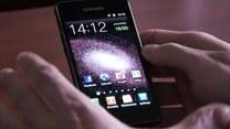 Samsung Galaxy S II - test wideo