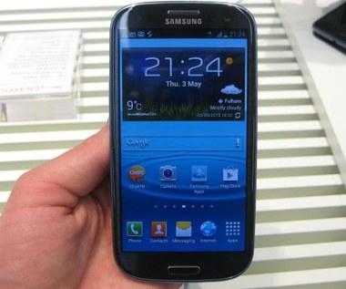 Samsung Galaxy S III - nasze pierwsze wrażenia