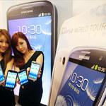Samsung Galaxy S III telefonem 2012 roku - Global Mobile Awards