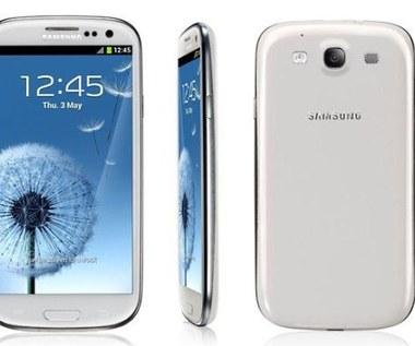 Samsung Galaxy S III wybuchł podczas ładowania