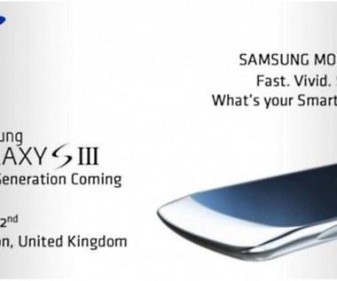 Samsung Galaxy S III - znamy datę premiery oraz wygląd?