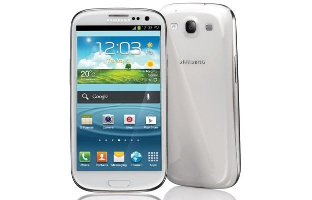 Samsung Galaxy S III /materiały prasowe