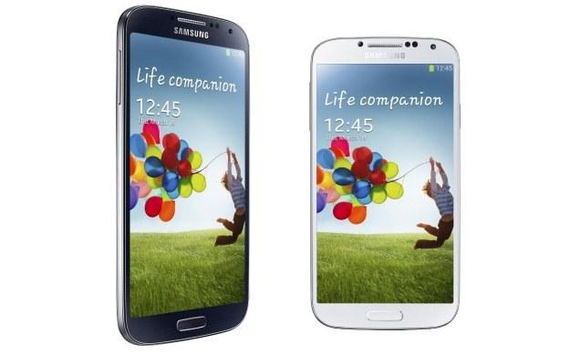 Samsung Galaxy S IV /materiały prasowe