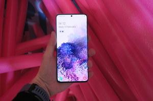 Samsung Galaxy S20/S20+  pierwsze wrażenia