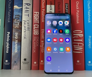 Samsung Galaxy S20 - test