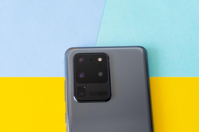 Samsung Galaxy S20 Ultra to pierwszy smartfon na świecie umożliwiający nagrywanie filmów 8K /INTERIA.PL