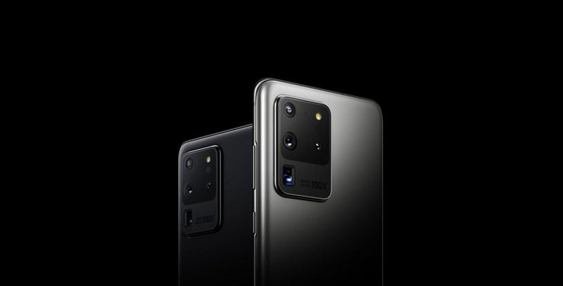 Samsung Galaxy S20 Ultra /materiały prasowe