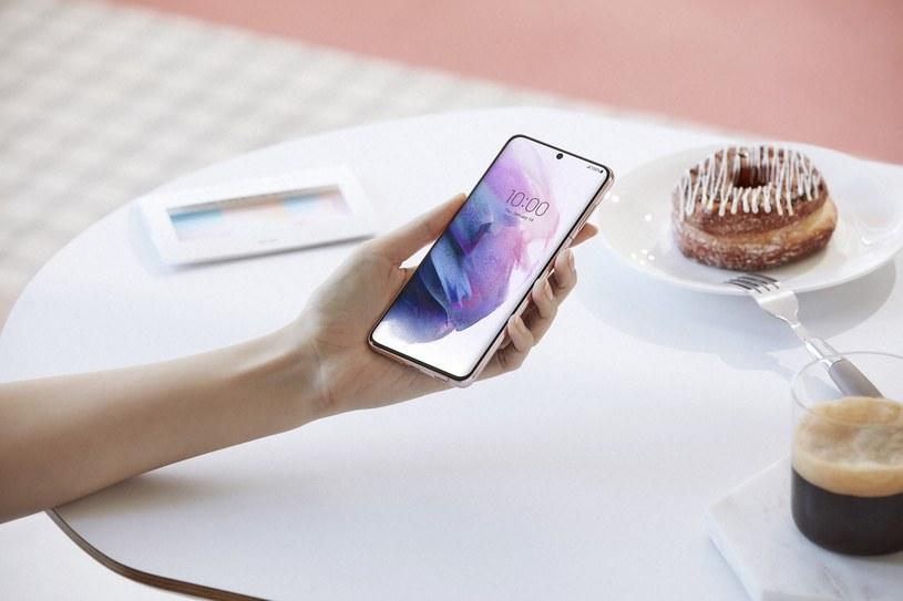 Samsung Galaxy S21+ /materiały prasowe