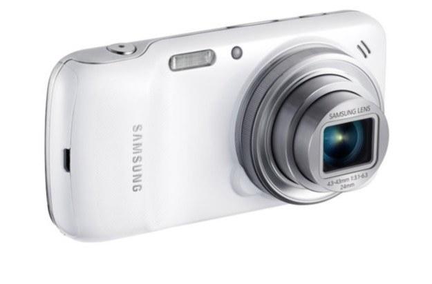 Samsung Galaxy S4 Zoom - smartfon i aparat w jednym /materiały prasowe