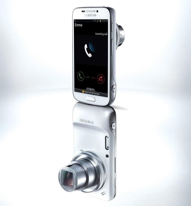 Samsung Galaxy S4 Zoom /materiały prasowe