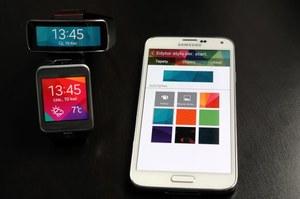 Samsung Galaxy S5, Gear 2  i Gear Fit - polska premiera