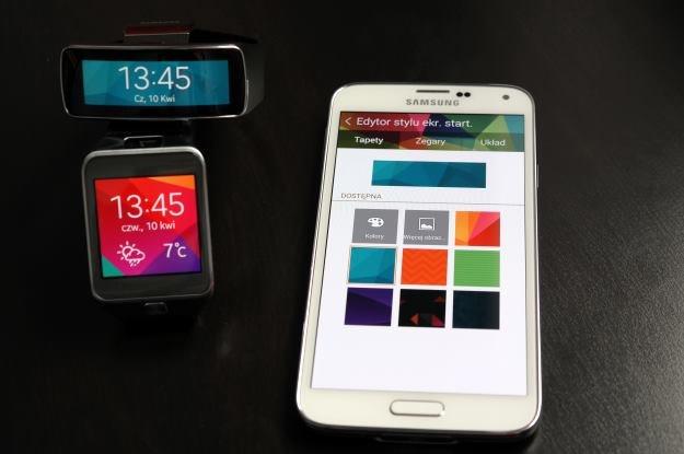 Samsung Galaxy S5, Gear 2  i Gear Fit w naszych rękach - dzisiaj polska premiera tych urządzeń /INTERIA.PL