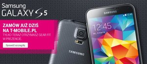 Samsung Galaxy S5 w sieci T-Mobile