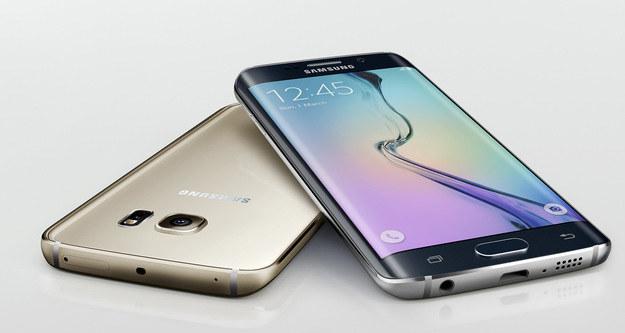 Samsung Galaxy S6 Edge /materiały prasowe
