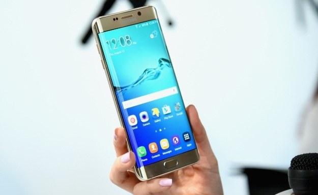 Samsung Galaxy S6 Edge+ /AFP