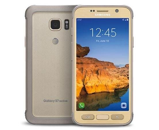 Samsung Galaxy S7 Active zaprezentowany w USA /materiały prasowe