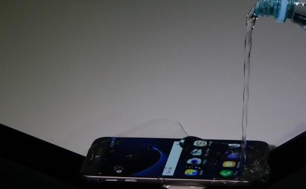 Samsung Galaxy S7 Edge /INTERIA.PL