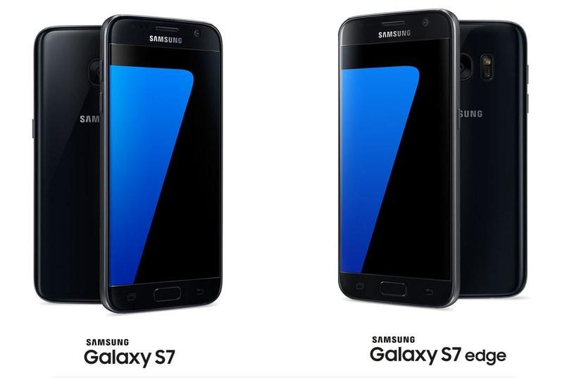 Samsung Galaxy S7 i Galaxy S7 Edge /materiały prasowe
